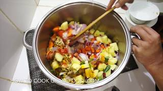 Dum Chicken - Indian Chicken Curry - Super Easy Curry Recipe - How to make Curry