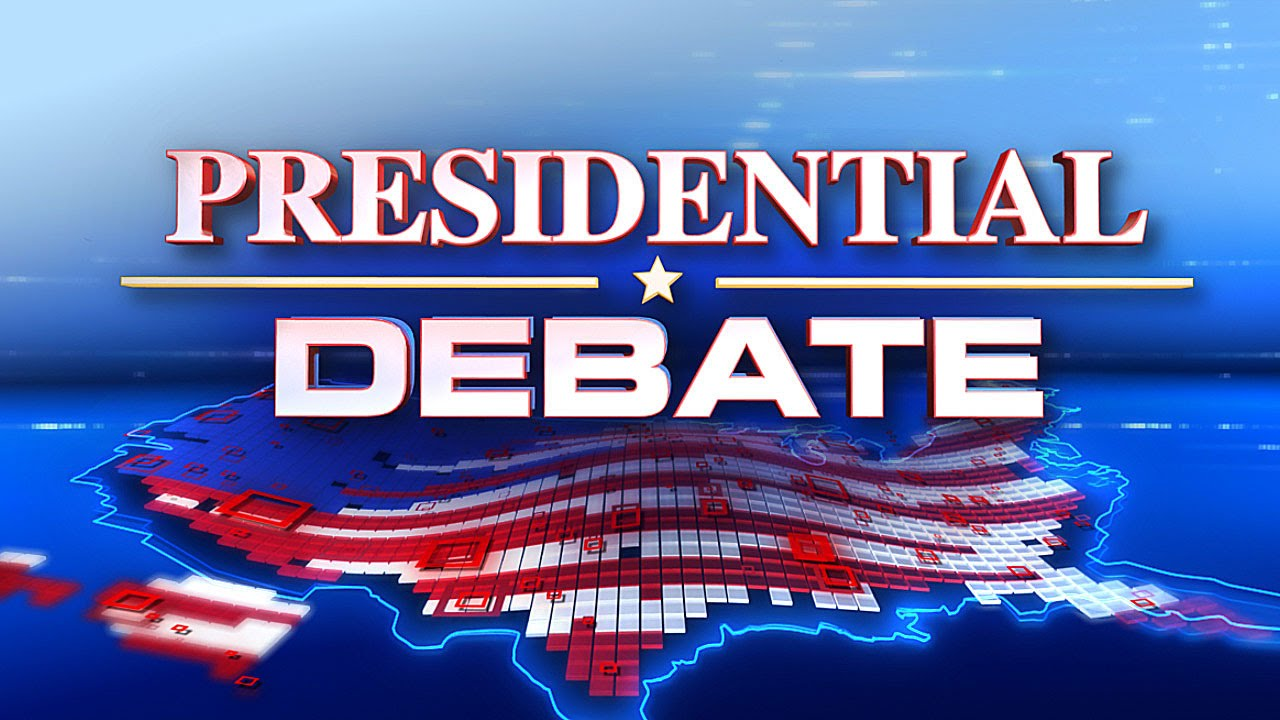 presidential debate - photo #13