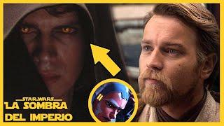 ¿Por qué Obi Wan NO Notó el Momento que Anakin Cayó al Lado Oscuro? #PreguntasDelDia Star Wars