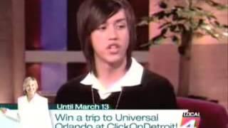 Danny Noriega on The Ellen Show [2008]