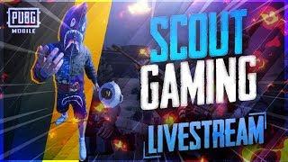 Scout x ?????   | FaceCam | Pubg Mobile | Surprise Stream