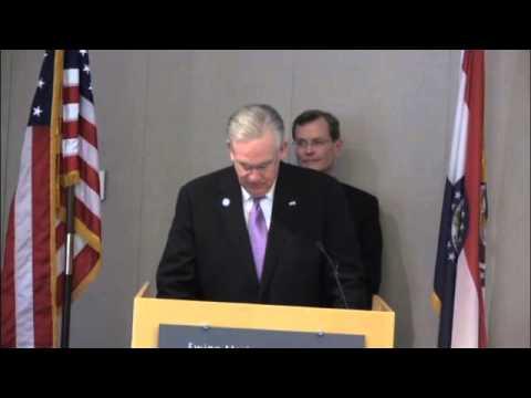 Missouri online university announcement: Governor Nixon launches WGU Missouri