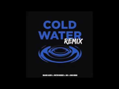 Major Lazer Ft Justin Bieber , MØ , Don Omar - Cold Water ( Official Remix )