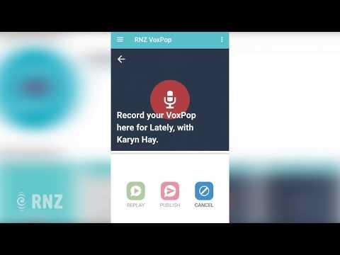 Rnz Voxpop Apps On Google Play