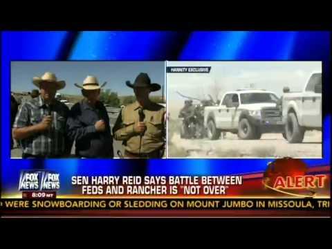 Bundy Family: We don't fear Harry Reid