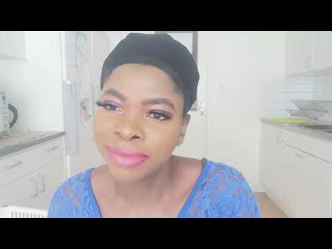Simple makeup for beginer