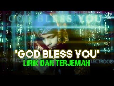 GOD BLESS YOU (Atta Halilintar) - LIRIK DAN TERJEMAH #ATEAM