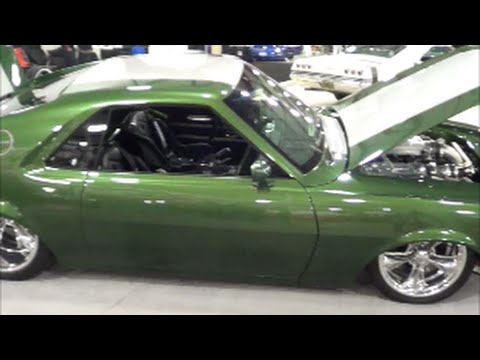 Amx Amc 1969 Pro Street Customized Muscle Car Big Muscle
