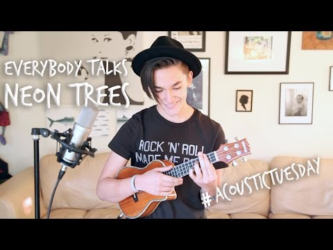 Everybody Talks - Neon Trees (Acoustic Cover by Ian Grey)
