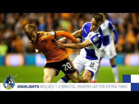 Highlights: Wolves 1-0 Bristol Rovers (After Extra Time)