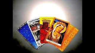 Daily Cards (Sacrifice - Perception - Vision )  ----   Ganga Tarot