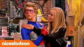 Опасный Генри | Неожиданное свидание 👫 | Nickelodeon Россия