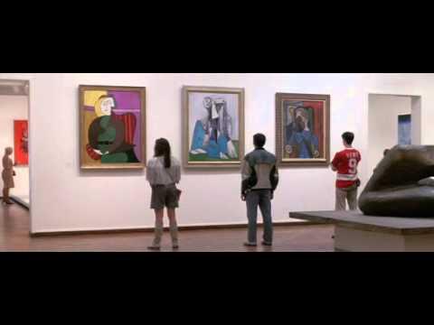 Ferris Bueller's day off - Museum scene