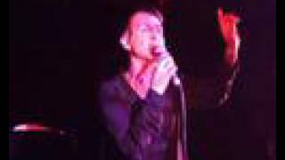 Marc Almond - The Curtain Falls - Birmingham 01/12/07