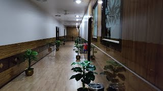 Ultra Modern Retiring Room by Indian Railways   Bilaspur  IRCTC