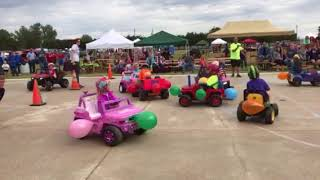 Kids Power Wheel Demo Derby