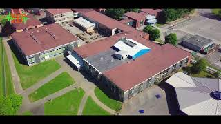 DJI Mavic Pro Flight#....AC032 Ashfield School Kirkby in Ashfield  2018