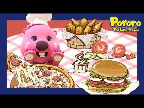 Loopy's Yum Yum Musical | Kids Musical | Nursery Rhymes | Pororo in real life | Pororo Playday