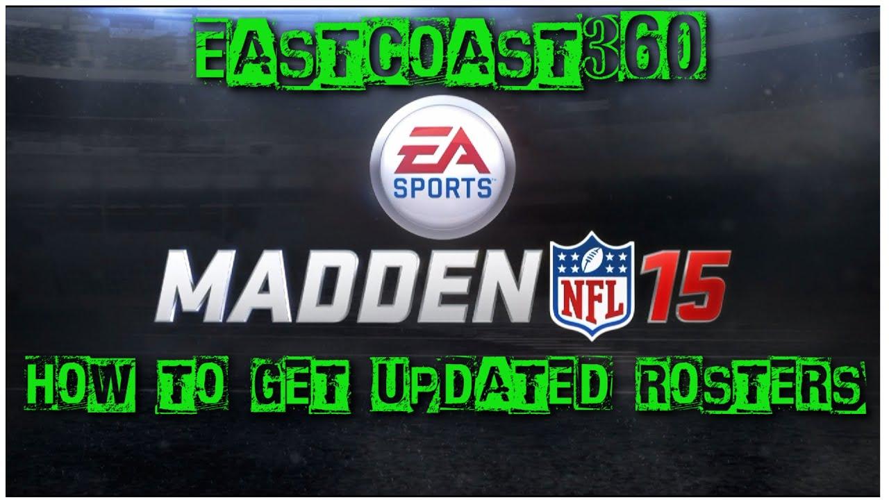 Madden 10 psp roster update download.