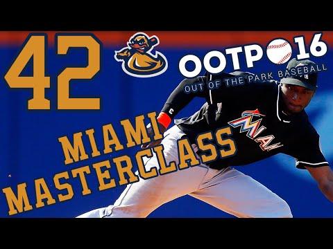 Miami Masterclass Ep 42 - Yankee Stadium | Out Of The Park Baseball 2016 (@ootpbaseball) #LetsPlay