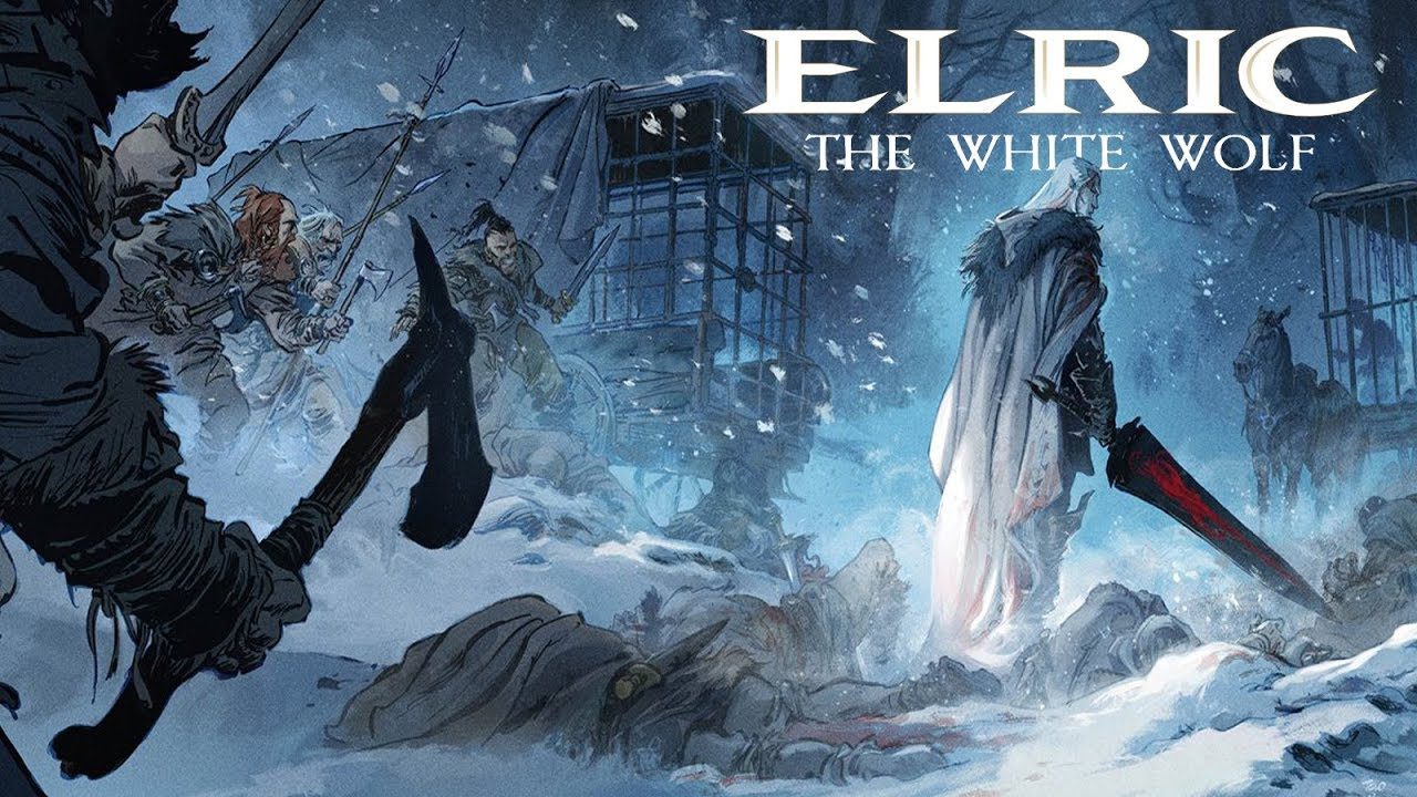 The rageaholic on elric the white wolf castaliahouse com