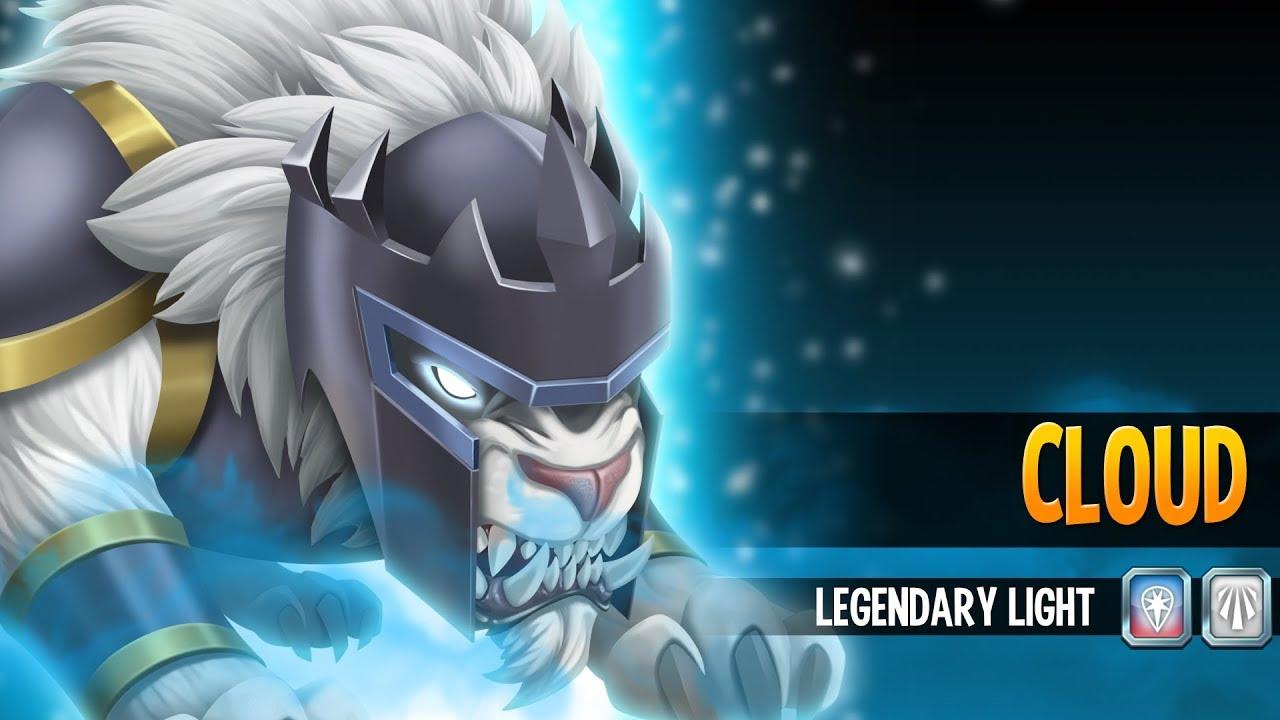 how to get cloud in monster legends
