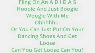 Lady Sovereign Hoodie Lyrics
