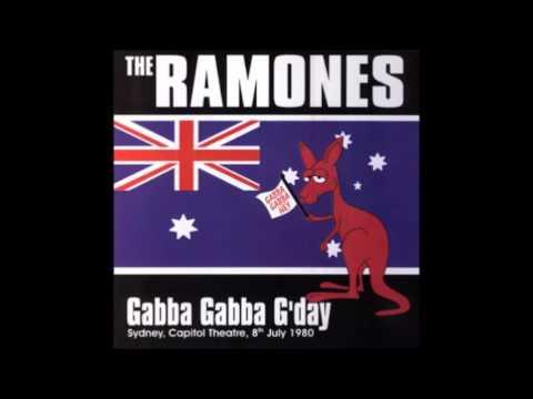 Ramones Live Capitol Theatre, Sydney, Australia 08/07/1980 (FULL SHOW)