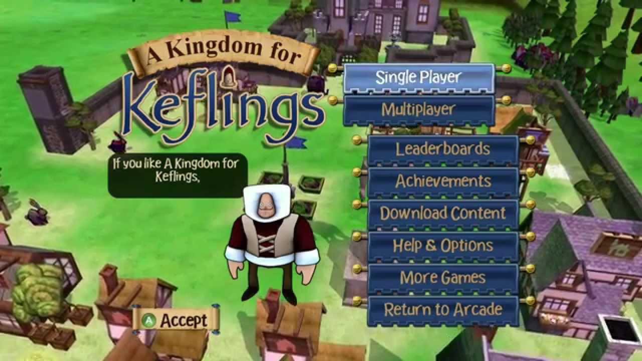 Xbox One Backwards Compatibility Testing A Kingdom For Keflings
