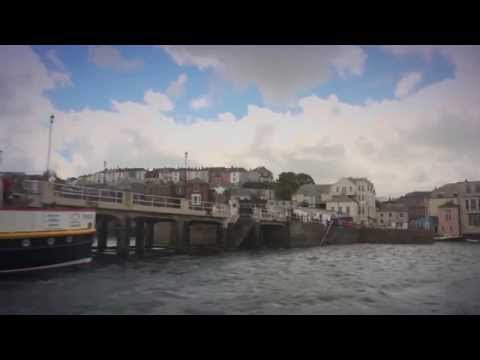 Falmouth, South Cornwall, a video guide