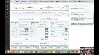 Bài 10 - Hướng dẫn cách chuyển từ BTC sang USDT ngược lại trên sàn Poloniex