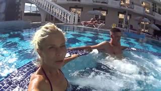 видео Хороший отель в Крыму