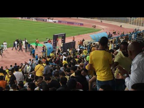 استبعاد الإسماعيلي من دوري أبطال أفريقيا... ابو زمزمية