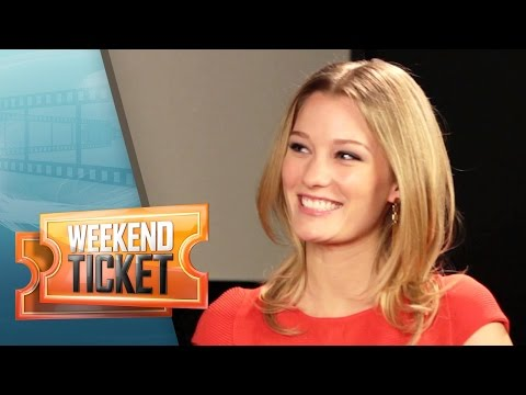 Pyramid  Guest: Ashley Hinshaw  Weekend Ticket