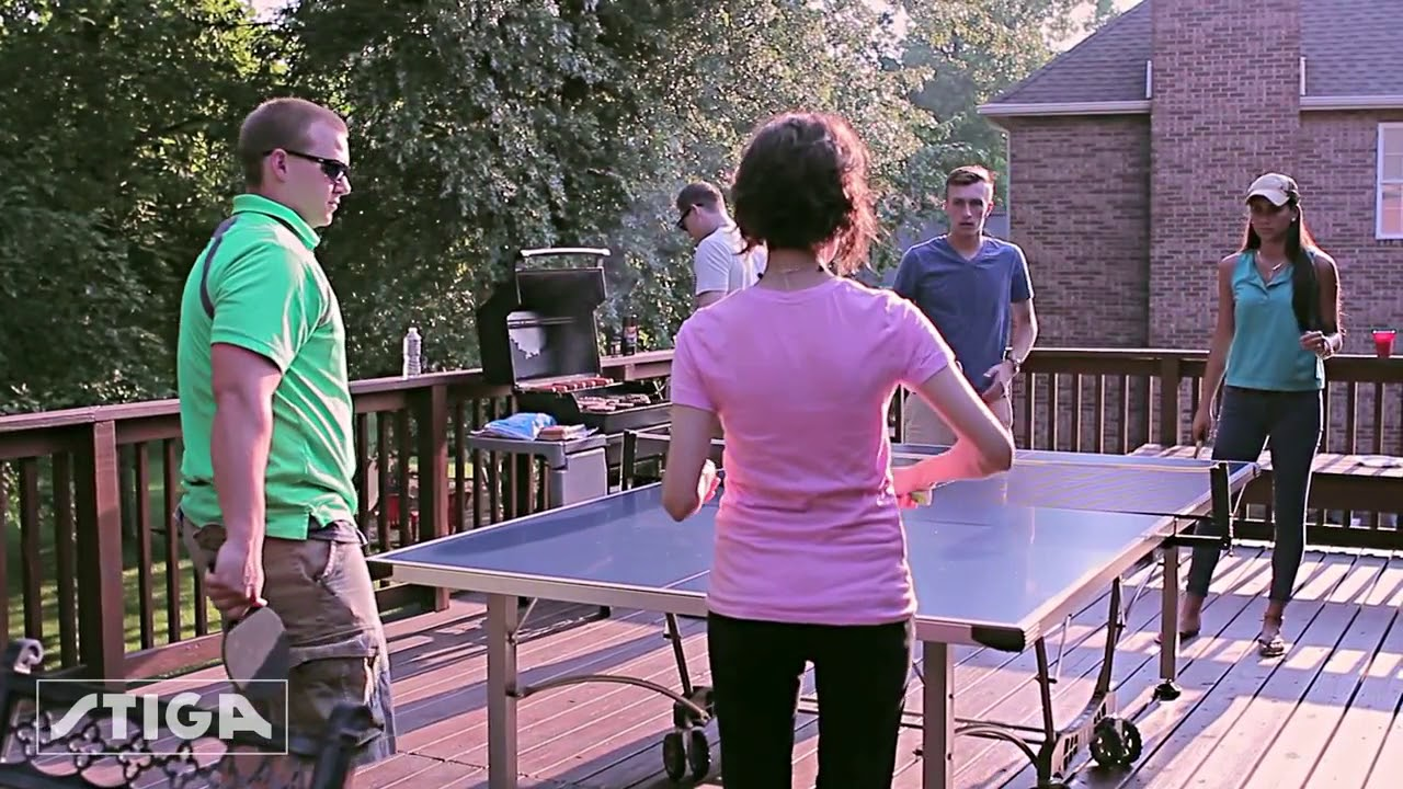 Stiga Baja Outdoor Table Tennis