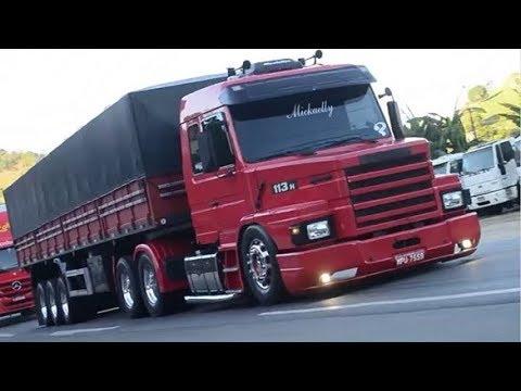 Top 10 - As Scania 113 Mais Qualificadas Do Brasil !