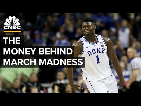 The Money Behind March Madness