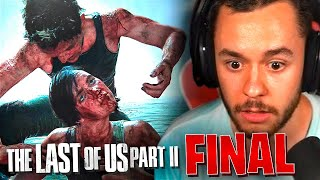 The Last Of Us 2 FINAL! - ELLIE MUERE...? | TheGrefg