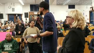 Bronx Residents Gather to Protest New South Bronx Jail