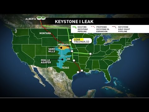 Chemical cocktail? TransCanada won't disclose what's in Keystone leak