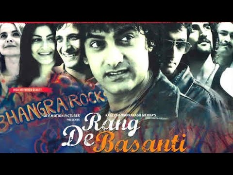 Rang De Basanti Full Movie|Aamir Khan Latest Action Movie|DFM TV