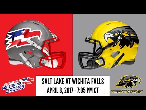 Week 8 | Salt Lake Screaming Eagles at Wichita Falls Nighthawks
