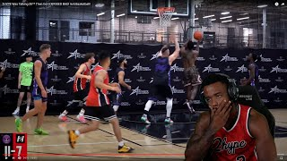 This is BAD! 2HYPE Was Talking Sh** Then Got EXPOSED BAD! 5v5 Basketball!