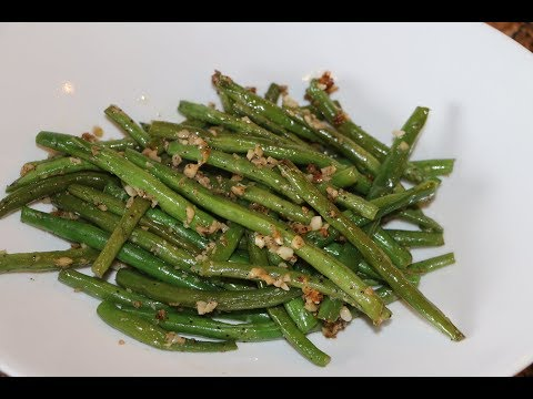 Sautéed Green Beans And Garlic (super Easy!)   Recipes From A Small Kitchen