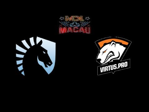 Liquid vs VP MDL Macau Highlights Dota 2