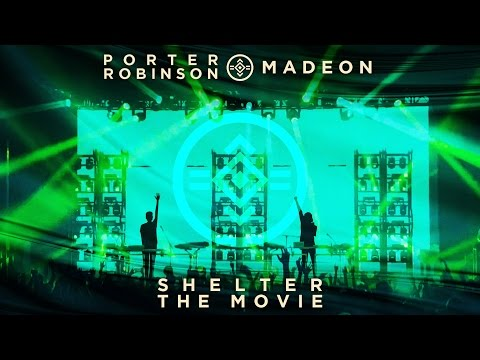 Porter Robinson & Madeon - Shelter: The Movie 【FAN MADE】
