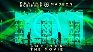 porter robinson madeon shelter the movie 【fan made】