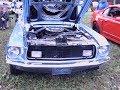 1968  Mustang GT California Special Blu SilverSprings 010916