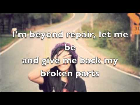 Be OK- Ingrid Michaelson(LYRICS ON SCREEN)