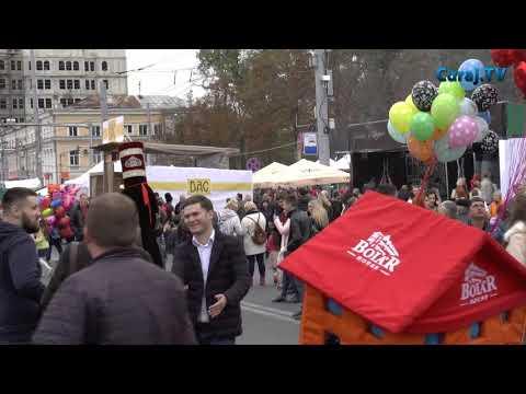 Ziua vinului la Chișinău (07.10.2017)
